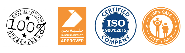 Municipality approved pest control service in dubai
